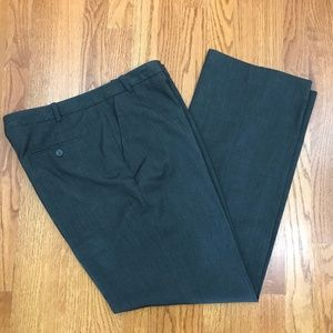 Calvin Klein Charcoal Gray Dress Pants 12